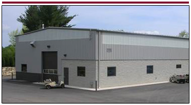 Completed Commercial General Contractor Project of Metal Building